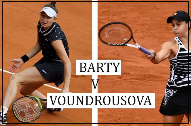 Barty - Vondrousova Tenis İddaa Tahmini 08.06.2019